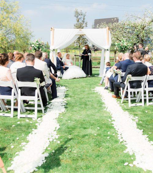 Trouwen - Vier je bruiloft bij Green Village