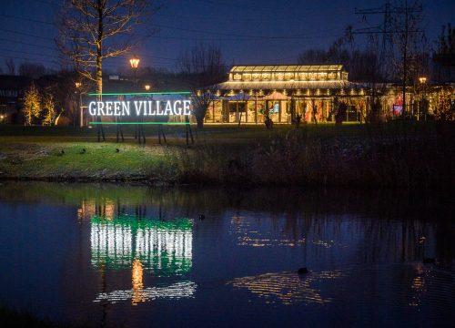 Green Village vooraanzicht