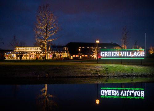 Green Village Orangerie en boerderij